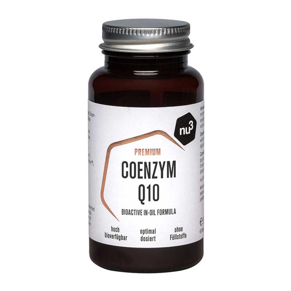 nu3 Coenzyme Q10 Vegan premium pc(s) capsule(s)