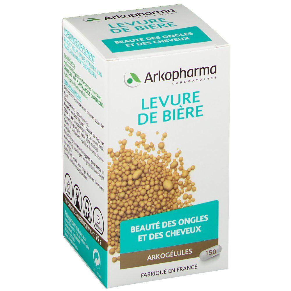 Arkogélules Arkopharma Arkogélules levure de bière pc(s) capsule(s)
