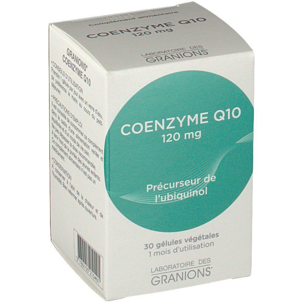 Granions® Coenzyme Q10 pc(s) capsule(s)