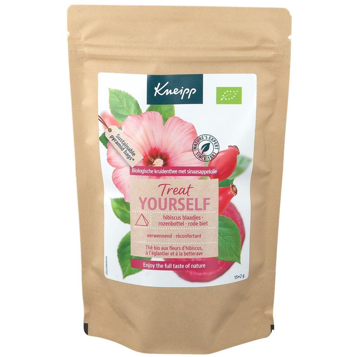 Kneipp® Thé Bio Treat Yourself g thé instantané