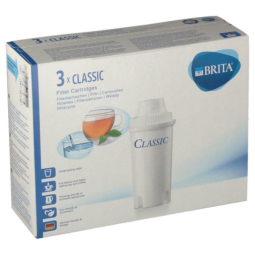 BritaBenelux BRITA® Classic Cartouches Filtrantes pc(s) filtre(s)
