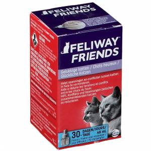 FELIWAY® FRIENDS Recharge Chat ml solution(s) - Publicité