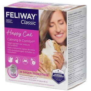 FELIWAY® CLASSIC Set de Démarrage pc(s) emballage(s) combi - Publicité