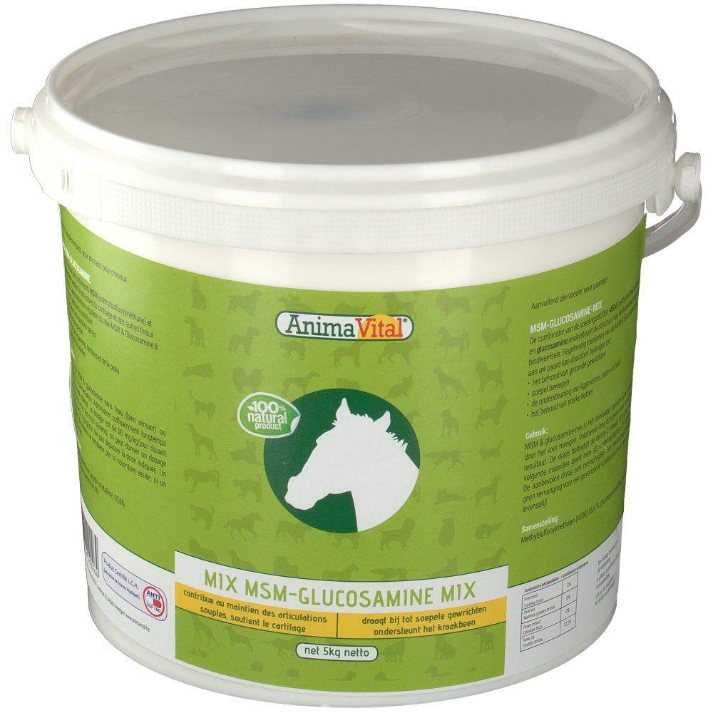 AnimaVital® MSM Glucosamine kg pellet(s)