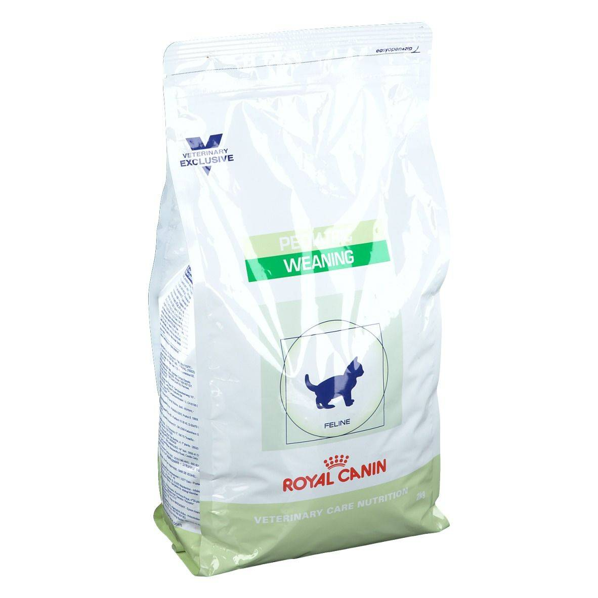 Royal Canin Chat VCN Weaning Kitten kg alimentation pour animal