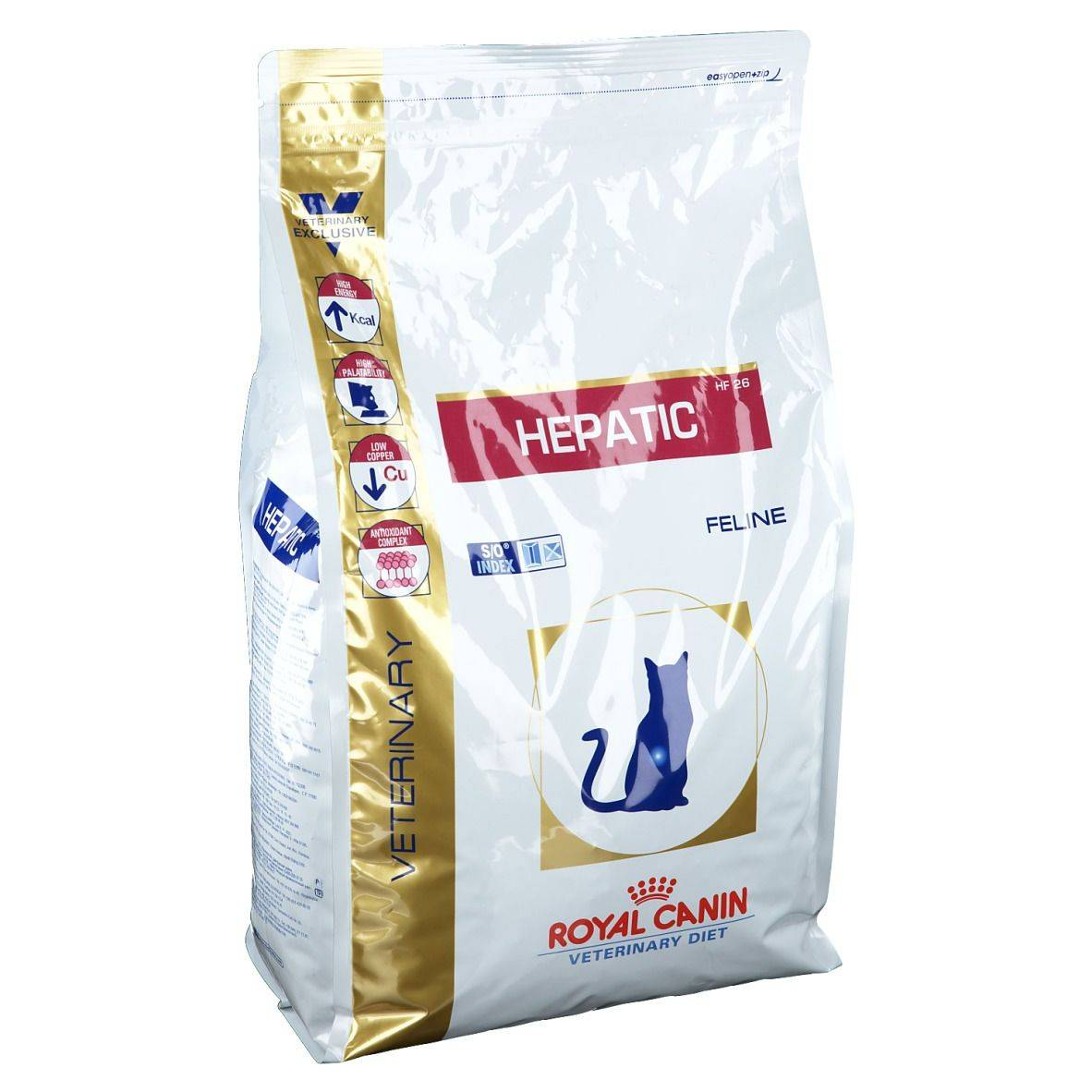 Royal Canin Hepatic Aliment pour chat kg alimentation pour animal