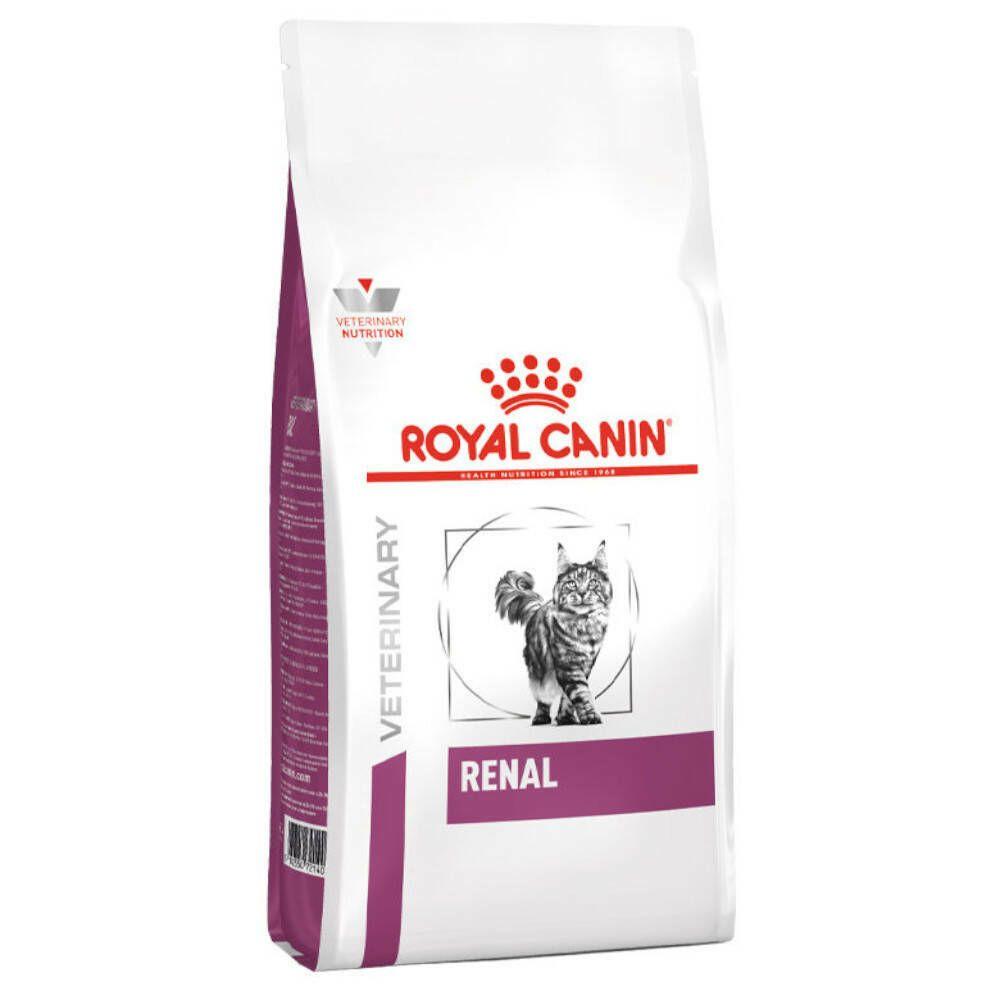 Royal Canin Chat Renal kg alimentation pour animal