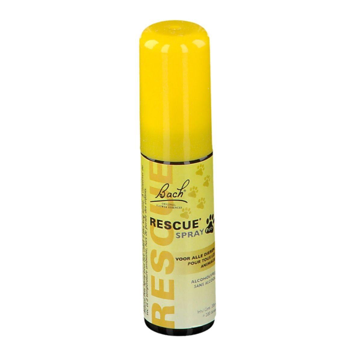 Bach® Fleurs de Bach® Rescue® Pets Spray ml spray