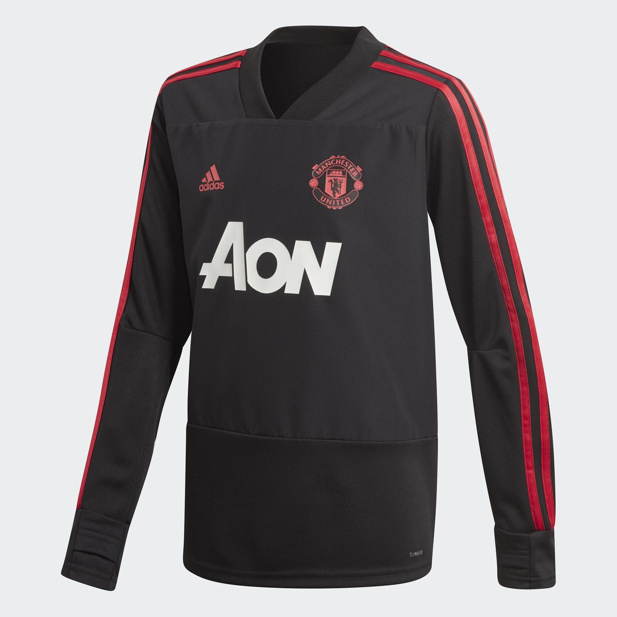 Adidas Sweat Training Manchester United Enfant 18/19