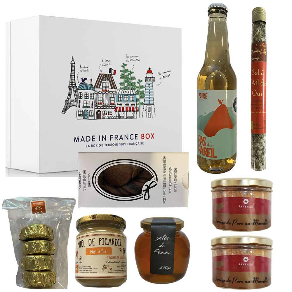 MADE IN FRANCE BOX Box Picardie