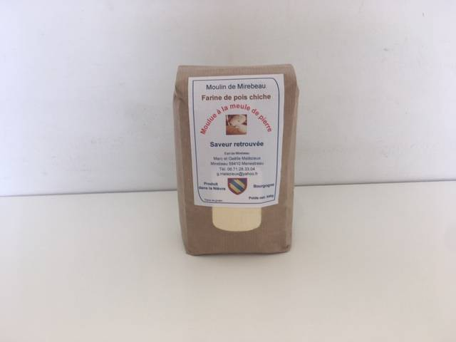 MADE IN FRANCE BOX Farine de pois chiche