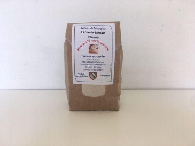 MADE IN FRANCE BOX Farine de sarrasin