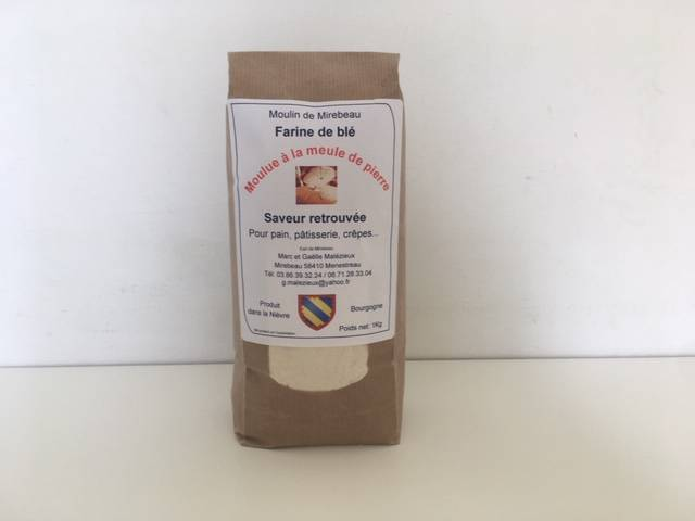 MADE IN FRANCE BOX Farine de blé