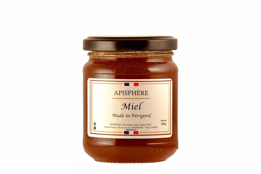 MADE IN FRANCE BOX Miel de Chataignier du Périgord