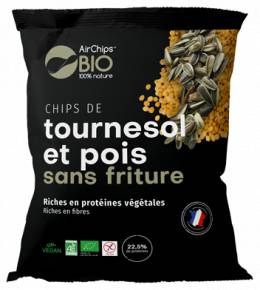 MADE IN FRANCE BOX Chips pois chiche & tournesol
