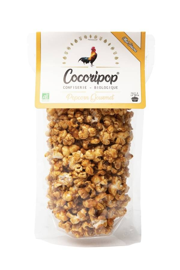 MADE IN FRANCE BOX popcorn miel sésame