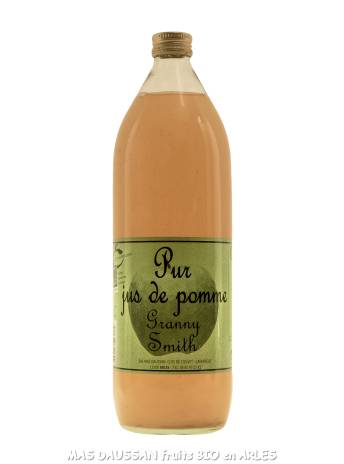 MADE IN FRANCE BOX Pur jus de pommes granny smith