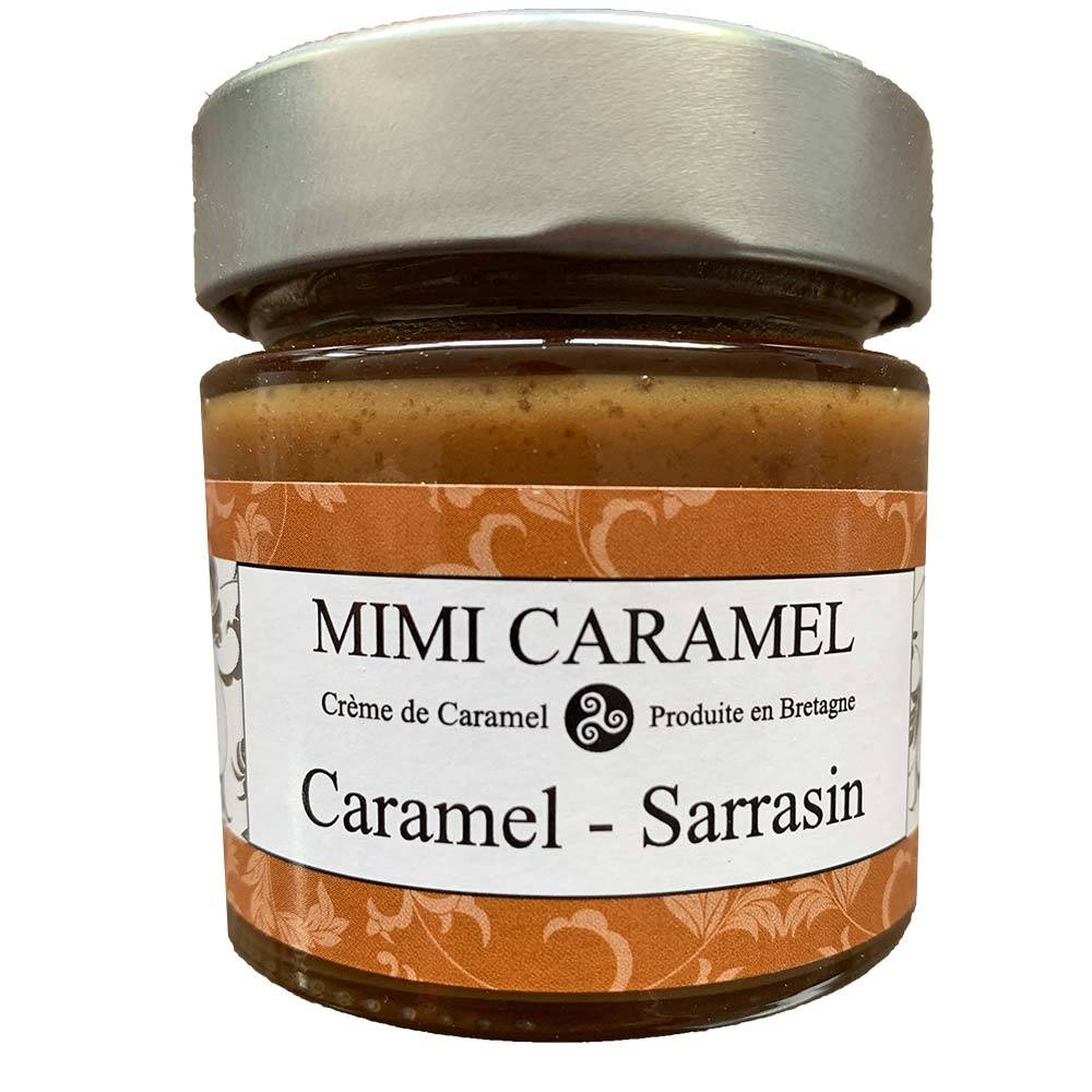 MADE IN FRANCE BOX Crème Caramel & Sarrasin
