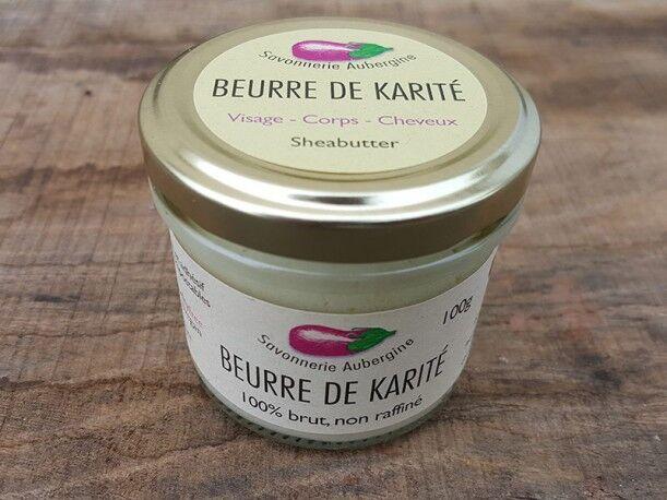 MADE IN FRANCE BOX BEURRE DE KARITÉ BIO BRUT