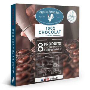 MADE IN FRANCE BOX Coffret Cadeau Le Terroir 100% Chocolaté - Publicité