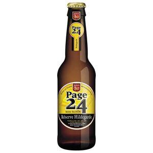 MADE IN FRANCE BOX Bière blonde Réserve Hilgarde - Publicité