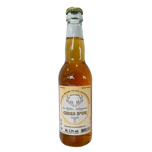 MADE IN FRANCE BOX Cidre d'Or