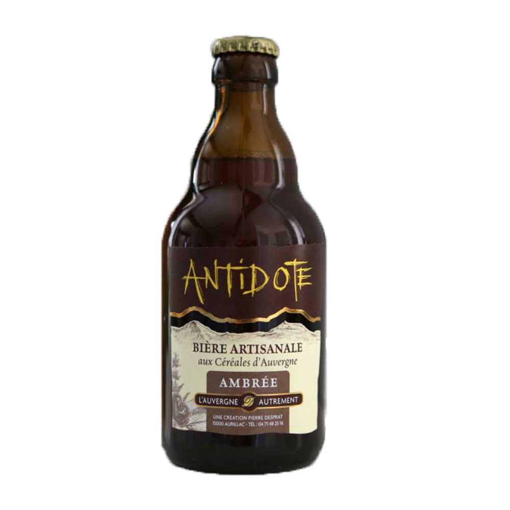 MADE IN FRANCE BOX Bière Antidote ambrée à la chàtaigne - Maison Desprat