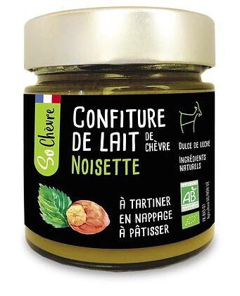 MADE IN FRANCE BOX CONFITURE DE LAIT DE CHEVRE NOISETTE