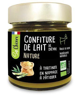 MADE IN FRANCE BOX CONFITURE DE LAIT DE CHEVRE NATURE