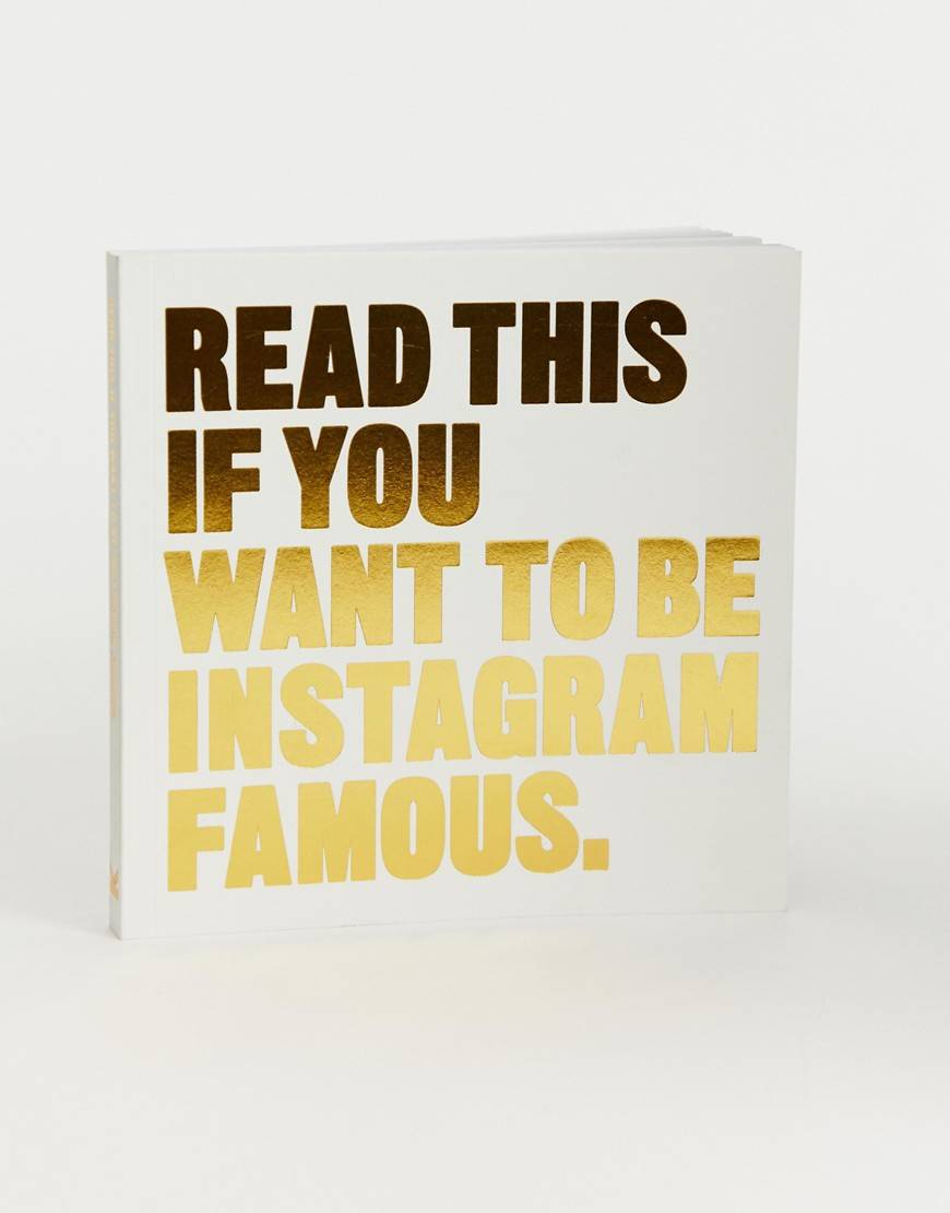 Books Read This If You Want To Be Instagram Famous - Livre - Multi
