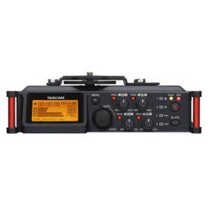 TASCAM enregistreur stéréo DR-70D - Publicité