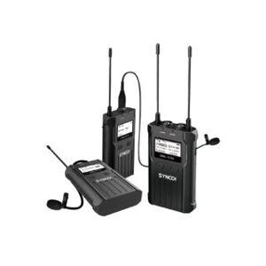 Synco TS système de microphone sans fil UHF 1-Trigger-2 - Publicité