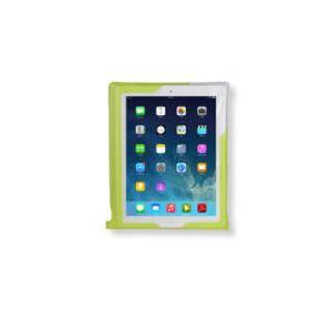 """DICAPAC WP-i20 housse étanche pour tablette 9,7"""" verte - Publicité"""