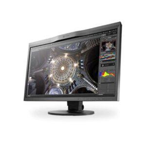 Eizo CG248-4K-BK moniteur IPS avec ColorNavigator et casquette inclus - Publicité