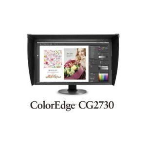 Eizo CG2730-BK moniteur IPS avec ColorNavigator et casquette inclus