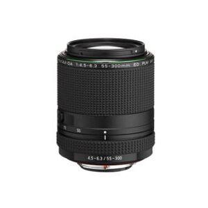 PENTAX HD DA 55-300 mm f/4.5-6.3 ED PLM WR RE objectif vidéo - Publicité