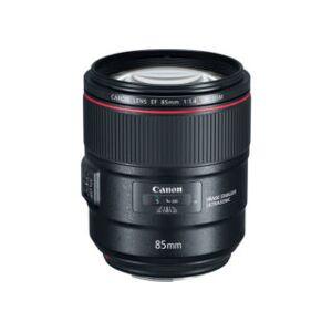 CANON EF 85mm F/1.4 L IS USM optique photo