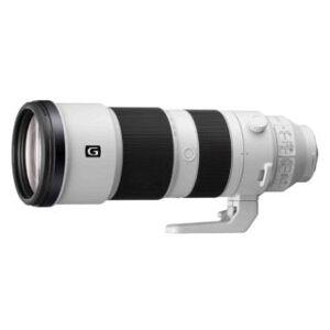 Sony FE 200-600 mm f/5,6-6,3 G OSS - Publicité
