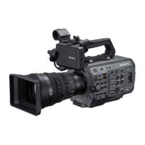Sony FX9K caméra avec objectif 28-135mm