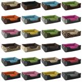 BedDog LUPI lit pour chien de S à XXXL, 24 couleurs au choix, coussin de chien,