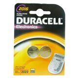 DIVERS Piles duracell elctronics 3v 2022 dl2016