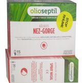 INELDEA Olioseptil 15 gelules nez-gorge + spray nasal 20 ml