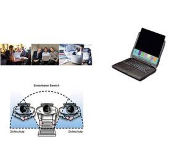 3M filtre protecteur pour PC portable Vikuiti BSF39.1W