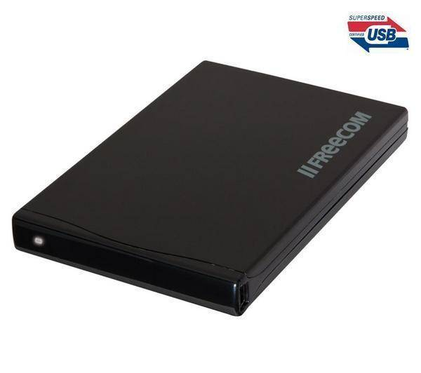 FREECOM Mobile Drive Classic 3.0 - 2 To - Disque dur externe portable 2,5""
