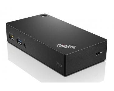 LENOVO ThinkPad USB 3.0 Ultra Dock USB 3.0 (3.1 Gen 1) Type-A Noir