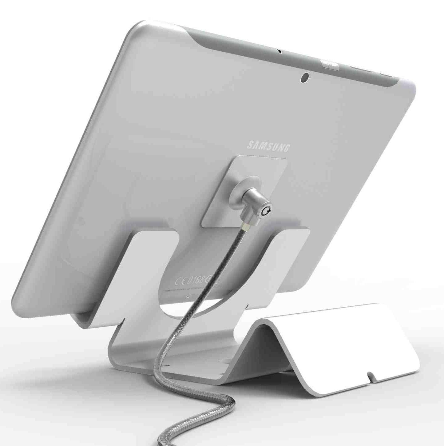COMPULOCKS Universal Tablet Security Holder Intérieur Blanc