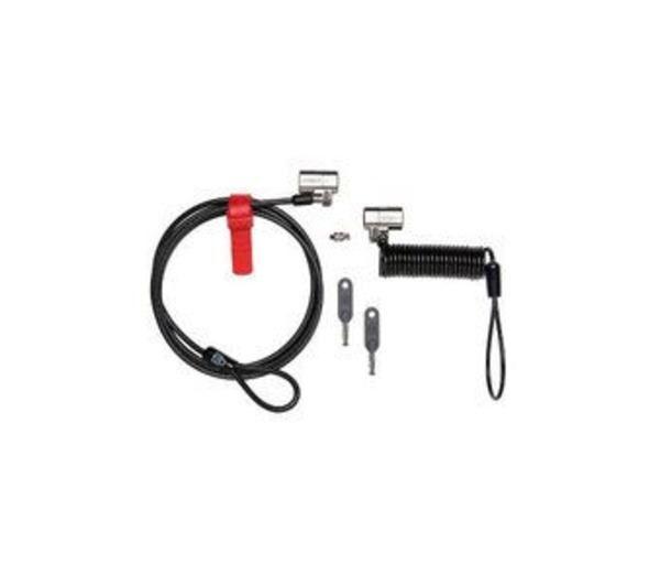 KENSINGTON ClickSafe Anywhere Keyed Lock - câble de verrouillage