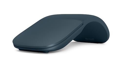 MICROSOFT Surface Arc Mouse souris Bluetooth Ambidextre Bleu