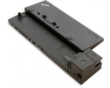 LENOVO Basic Dock USB 3.0 (3.1 Gen 1) Type-A Noir