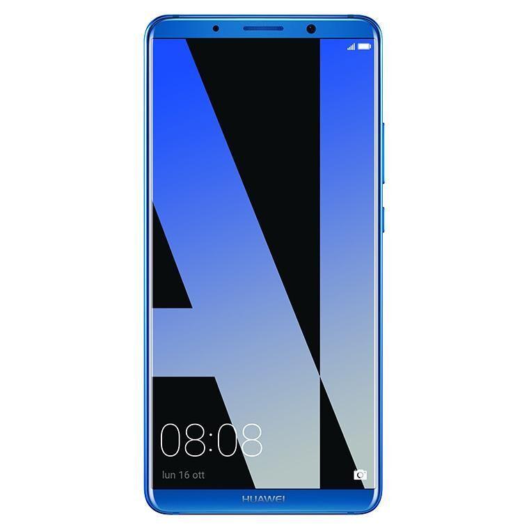 "TIM Huawei Mate 10 Pro 15,2 cm (6"") 6 Go 128 Go 4G Bleu 4000 mAh"